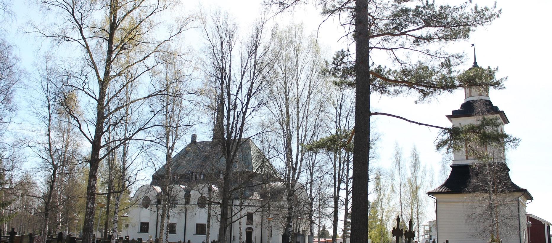 Alavuden vanha hautausmaa
