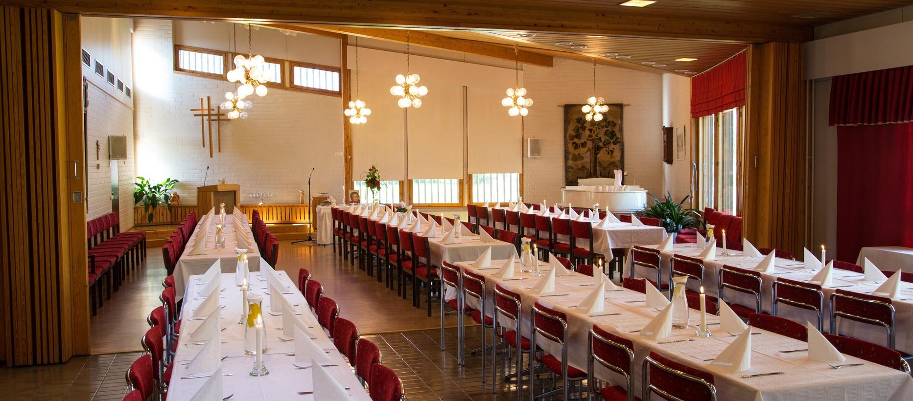 Töysän seurakuntatalo