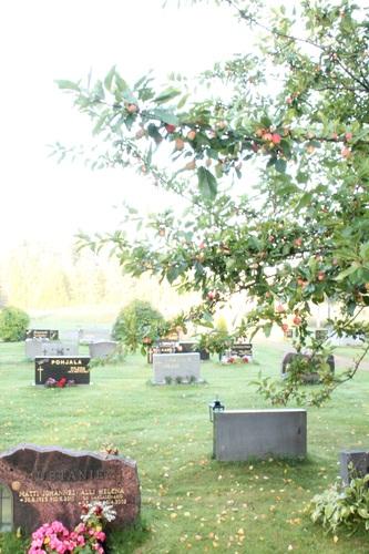 Töysän hautausmaa