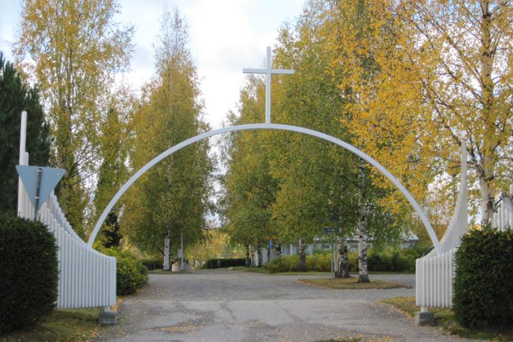 Alavuden uusi hautausmaa